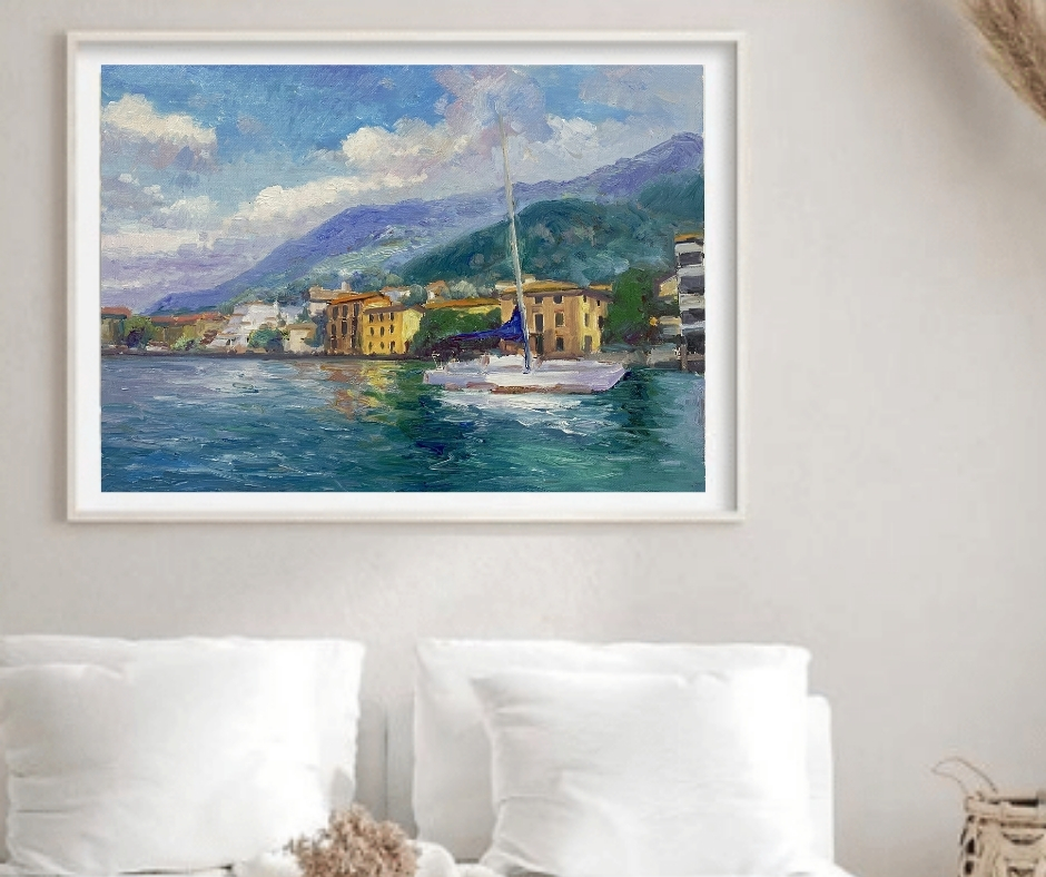 Italy-paintru-custom-art-best-valentines-day-gift