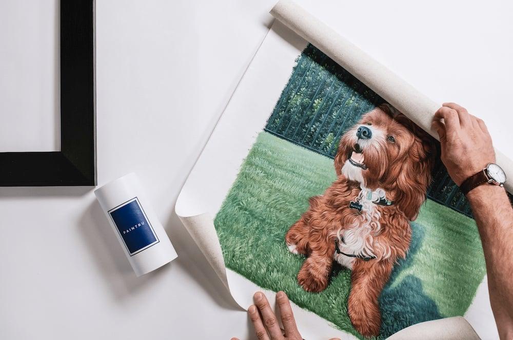Paintru_hudson_overhead-min-custom-pet-portrait