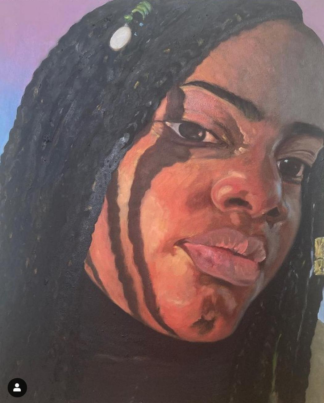 uzoma-ndulue-self-portrait-explore-2021-art-trends