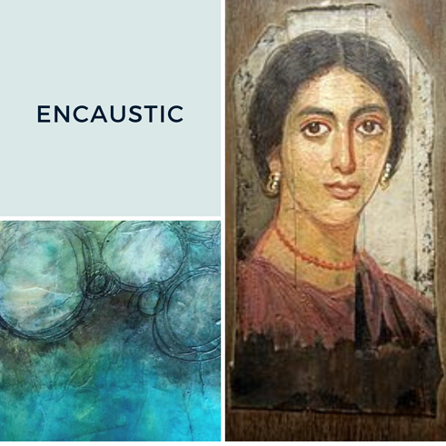 types-of-painting-mediums-encaustic