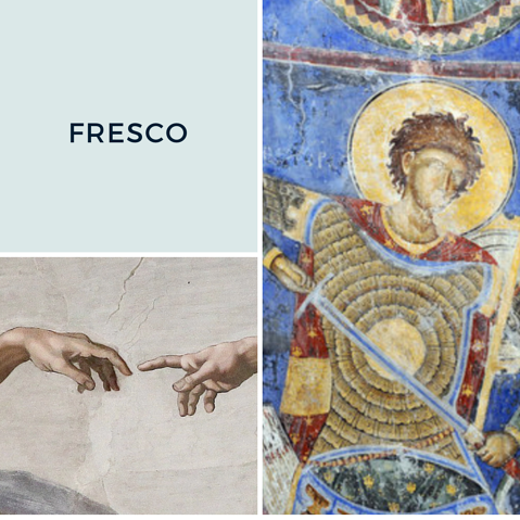 types-of-painting-mediums-fresco