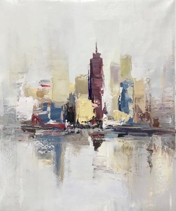 paintru-abstract-heavy-palette-oil-skyline-painting