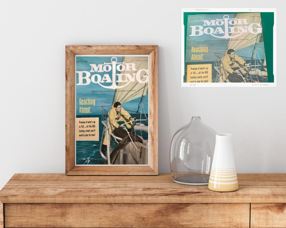 paintru-gift-custom-magazine-cover-1819-oil-painting-boating