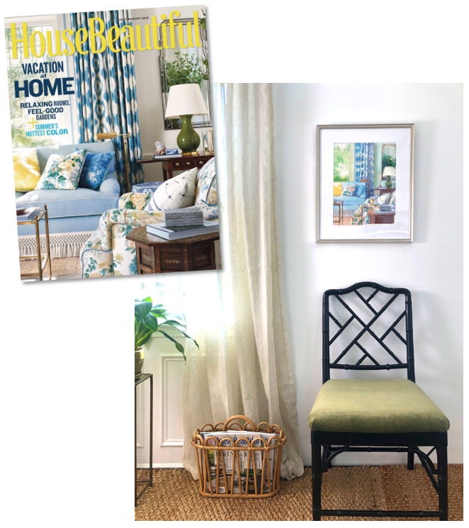 Paintru Featured in House Beautiful!