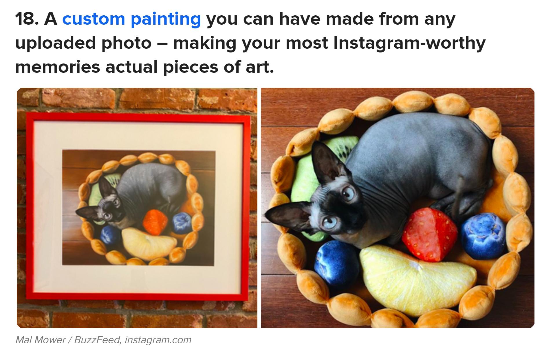 Paintru Featured in Buzzfeed!